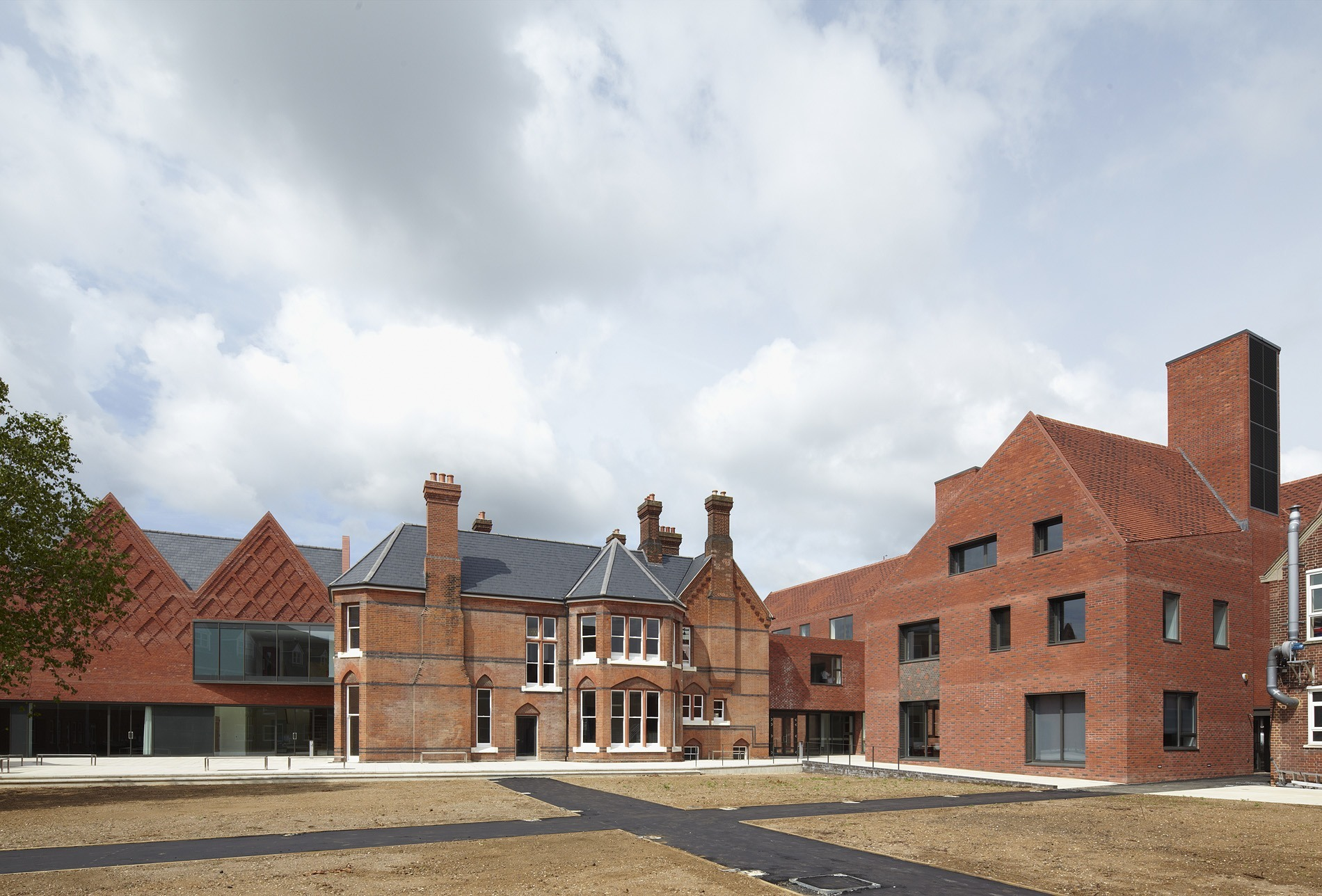 Cottrell Amp Vermeulen Brentwood School Sixth Form Centre