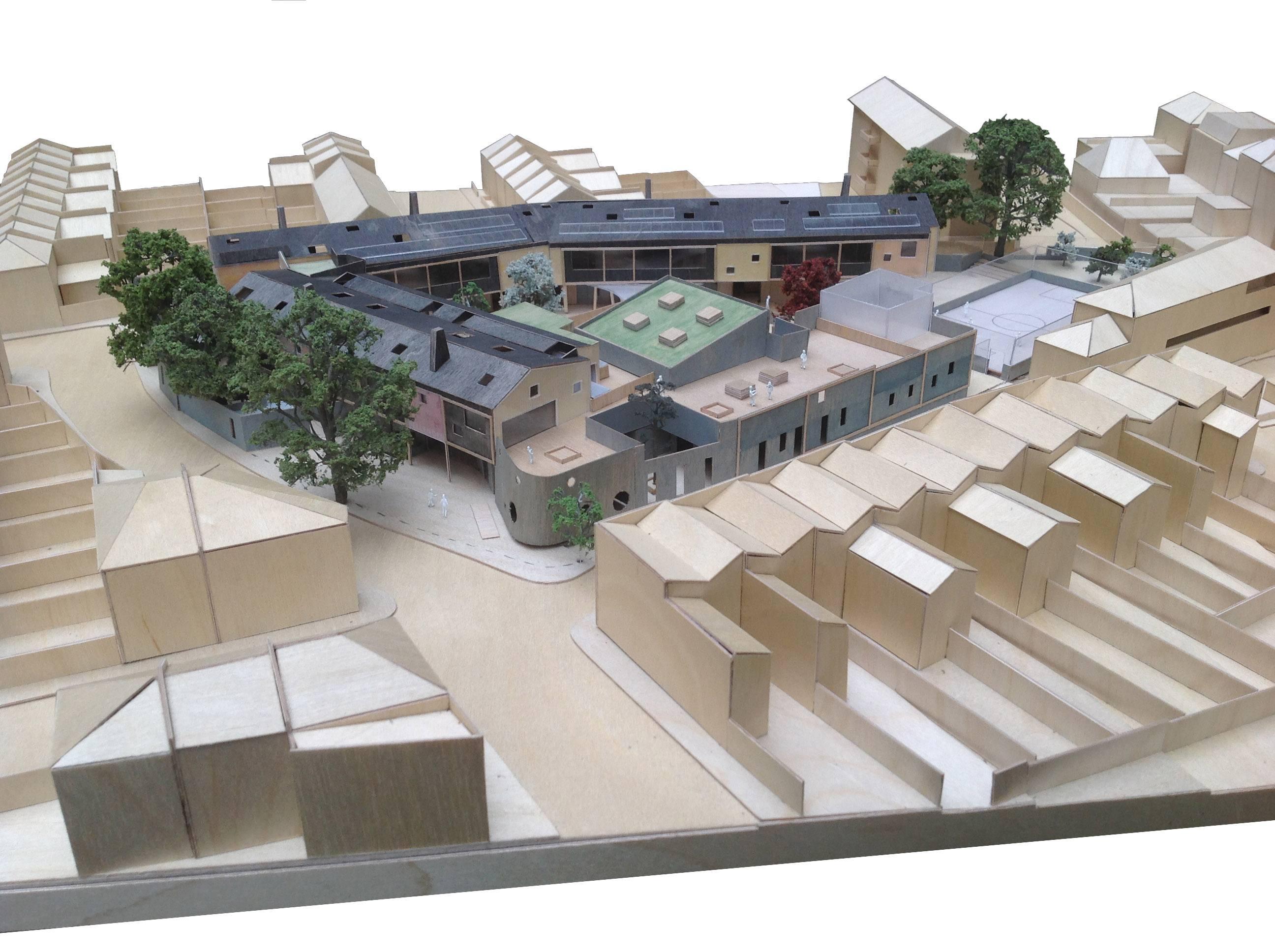 Bellenden new build model